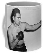 Max Schmeling 1938 Coffee Mug by Mountain Dreams