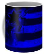 Max Stars And Stripes In Blue Coffee Mug