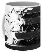 Max Stars And Stripes In Negative Coffee Mug