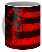 Max Stars And Stripes In Red Coffee Mug
