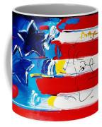 Max Stars And Stripes Coffee Mug