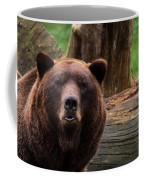 Max The Brown Bear Coffee Mug