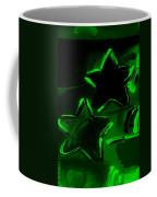 Max Two Stars In Green Coffee Mug