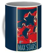 Max Two Stars In Hope Coffee Mug