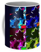 Max Two Stars In Pf Quad Colors Coffee Mug