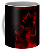 Max Two Stars In Red Coffee Mug