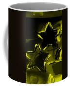 Max Two Stars In Yellow Coffee Mug