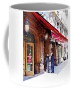 Maxim's Coffee Mug