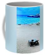 May Beach At Mackinaw Coffee Mug