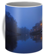 May Day Evening At Town Landing Coffee Mug