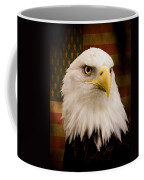 May Your Heart Soar Like An Eagle Coffee Mug by Jordan Blackstone