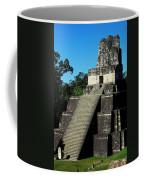 Mayan Ruins - Tikal Guatemala Coffee Mug