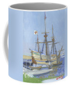 Mayflower At Birth Coffee Mug