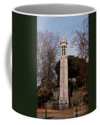 Mayflower Memorial Southampton England Coffee Mug