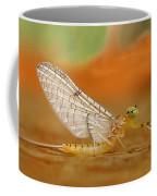 Mayfly Art Coffee Mug