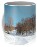 Mccauley Mountain Ski Area Vii- Old Forge New York Coffee Mug