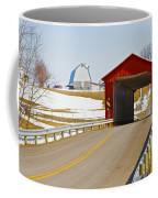 Mccolly Covered Bridge Coffee Mug