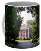 Mccormick Mansion From The Drive Coffee Mug