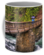 Mcdonald Creek Bridge Coffee Mug