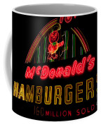 Mcdonalds Sign Coffee Mug