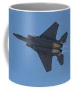 Mcdonnell Douglas F 15e Strike Eagle 2 Coffee Mug