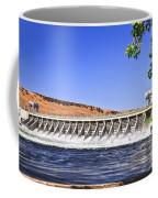 Mcnary  Hydroelectric Dam Coffee Mug by Robert Bales
