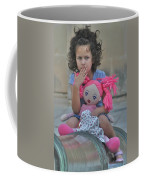 Mdina Girl Coffee Mug