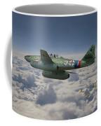 Me 262 - Stormbird Coffee Mug