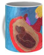 Me And Maggie Coffee Mug
