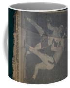 Me Fighting Bill Waits 1954 Coffee Mug