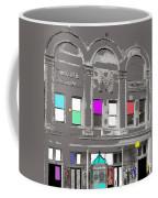 Meaders Theater 1919 Washington D.c. 1919-2010 Coffee Mug
