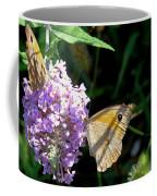 Meadow Brown Butterfly  Coffee Mug