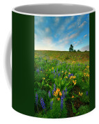 Meadow Gold Coffee Mug by Mike  Dawson