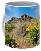 Meadow Of Arrowleaf Balsamroot Coffee Mug