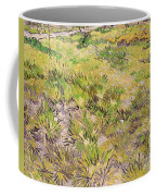 Meadow With Butterflies Coffee Mug