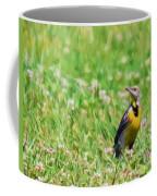 Meadowlark In The Wildflowers Coffee Mug