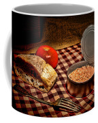 Meager Lunch Coffee Mug