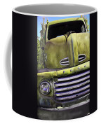 Mean Green Ford Truck Coffee Mug
