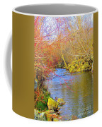 Meandering Stream  Coffee Mug