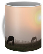 Meanwhile Back At The Ranch Coffee Mug