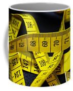 Measures Coffee Mug