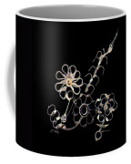 Mechanical Flowers Coffee Mug