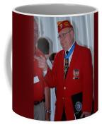 Medal Of Honor Recipient Coffee Mug