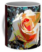 Medallion Rose Coffee Mug