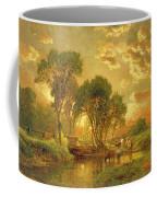 Medfield Massachusetts Coffee Mug