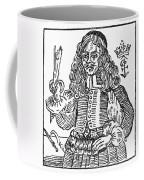 Medicine: Charlatan, C1600 Coffee Mug