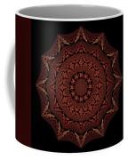 Medicine Wheel Dragonspur Fractal K12-4 Coffee Mug