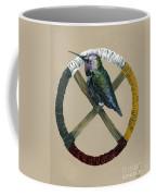 Medicine Wheel Coffee Mug by J W Baker