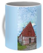 Medieval Building Coffee Mug by Antony McAulay