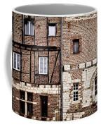 Medieval Houses In Albi France Coffee Mug